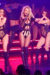 Britney Spears Performing in Las Vegas, April 2016