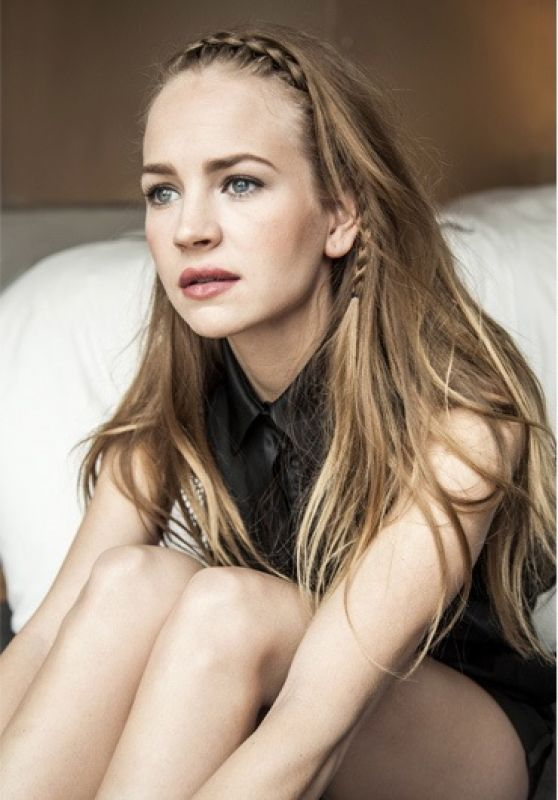 Britt Robertson - New York Times Photoshoot April 2016