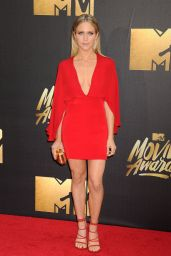 Brittany Snow - 2016 MTV Movie Awards in Burbank, CA