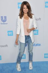 Brooke Burke-Charvet – WE Day California 2016 in Inglewood, CA