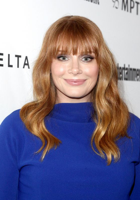 Bryce Dallas Howard - 2016 Reel Stories Real Lives Event Benefiting MPTF in Hollywood