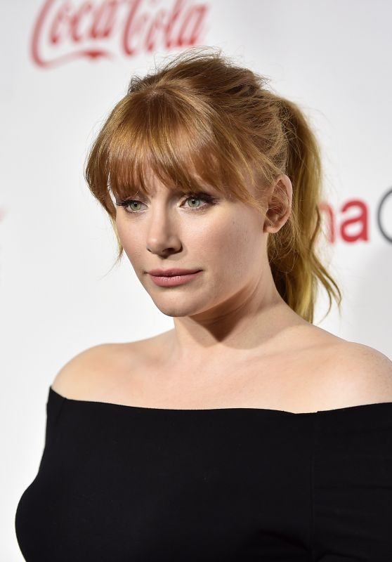 Bryce Dallas Howard - The CinemaCon Big Screen Achievement Awards in Vegas 4/14/2016