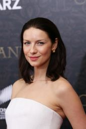 Caitriona Balfe – 'Outlander' Season Two World Premiere in New York City