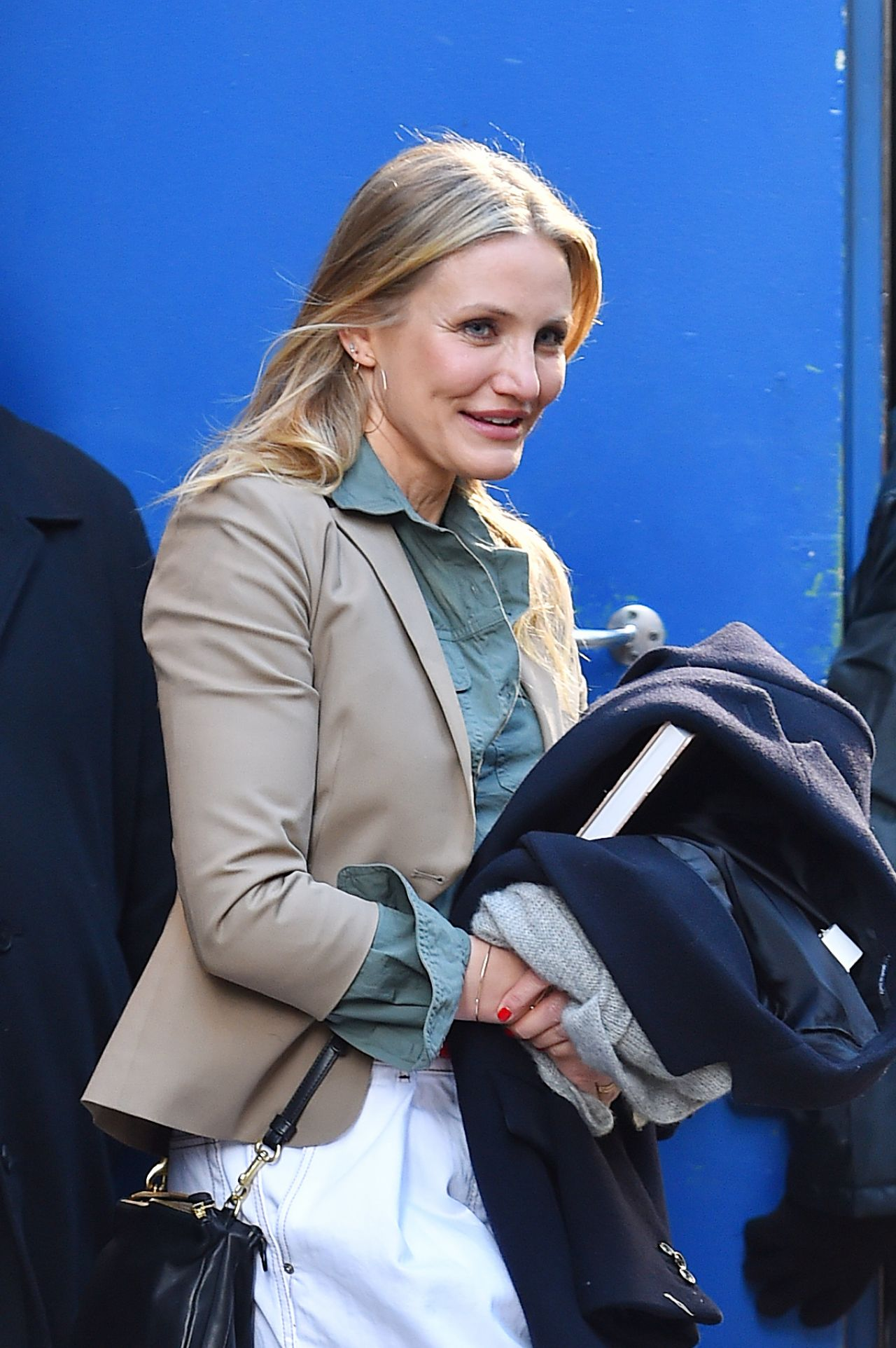 Cameron Diaz at 'Good Morning America' in New York City 4 ...Cameron Diaz Net Worth Forbes