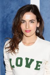 Camilla Belle - Tory Sport Store Opening in New York City 4/6/2016