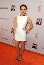 Camilla Luddington - 2016 Race To Erase MS Gala in Beverly Hills