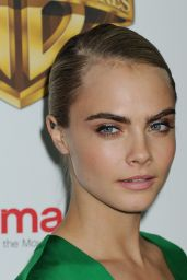 Cara Delevingne – 'The Big Picture' presentation at CinemaCon 2016 in Las Vegas