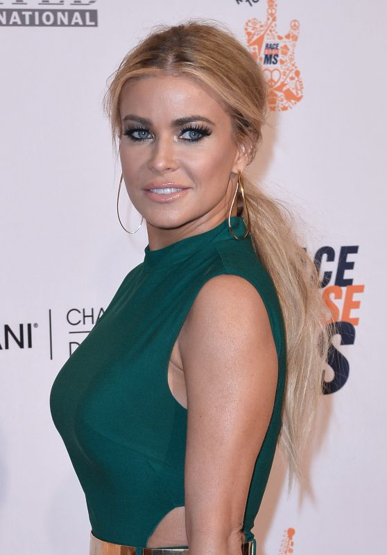 Carmen Electra – 2016 Race To Erase MS Gala in Beverly Hills