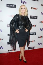 Carrie Keagan - Syfy