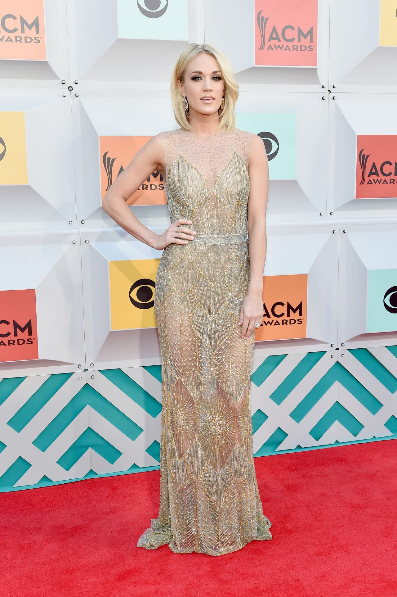 Carrie Underwood: 2016 Academy of Country Music Awards -02