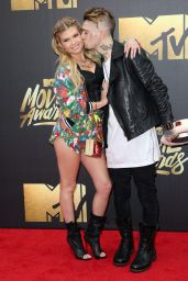 Chanel West Coast - 2016 MTV Movie Awards at Warner Bros. Studios in Burbank