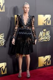 Charlize Theron – 2016 MTV Movie Awards in Burbank, CA