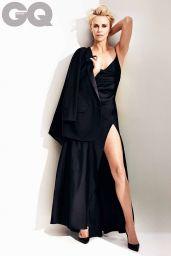 Charlize Theron - GQ Magazine UK May 2016