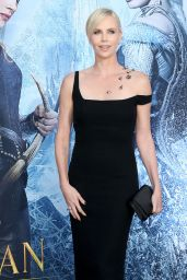 Charlize Theron Red Carpet Photos -