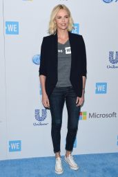 Charlize Theron – WE Day California 2016 in Inglewood, CA