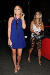 Charlotte Crosby – In The Style Clothing Launch at Libertine in London 3/31/2016