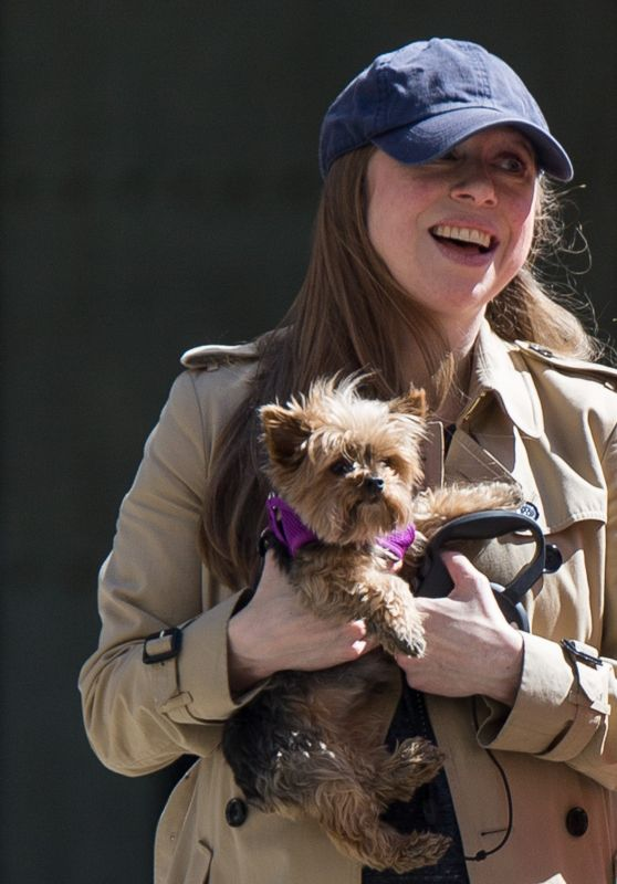 Chelsea Clinton - Out in New York City, April 2016