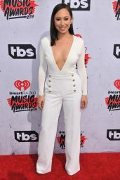 Cheryl Burke – iHeartRadio Music Awards 2016 Red Carpet in Inglewood