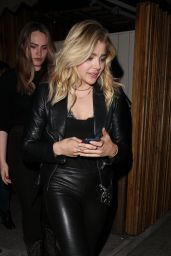 Chloë Moretz Night Out Style - at the Nice Guy in West Hollywood 4/29/2016