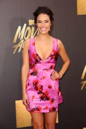 Chloe Bridges – 2016 MTV Movie Awards at Warner Bros. Studios in Burbank