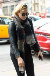 Chloe Moretz - Out in New York City, March 2016