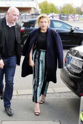 Chloe Moretz Style - Out in Berlin 4/26/2016