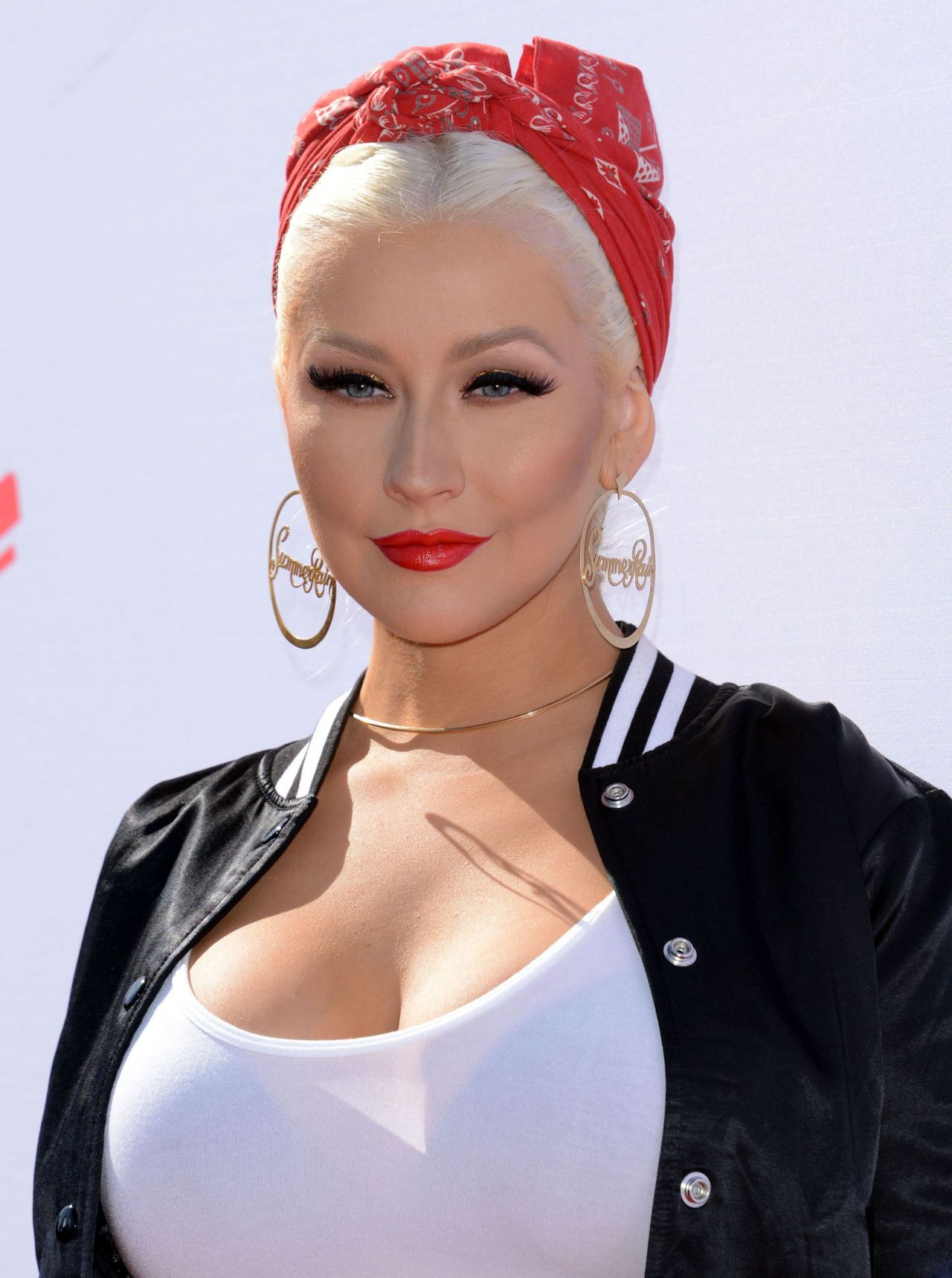 Christina Aguilera - The Voice Karaoke For Charity in West Hollywood 4 ...