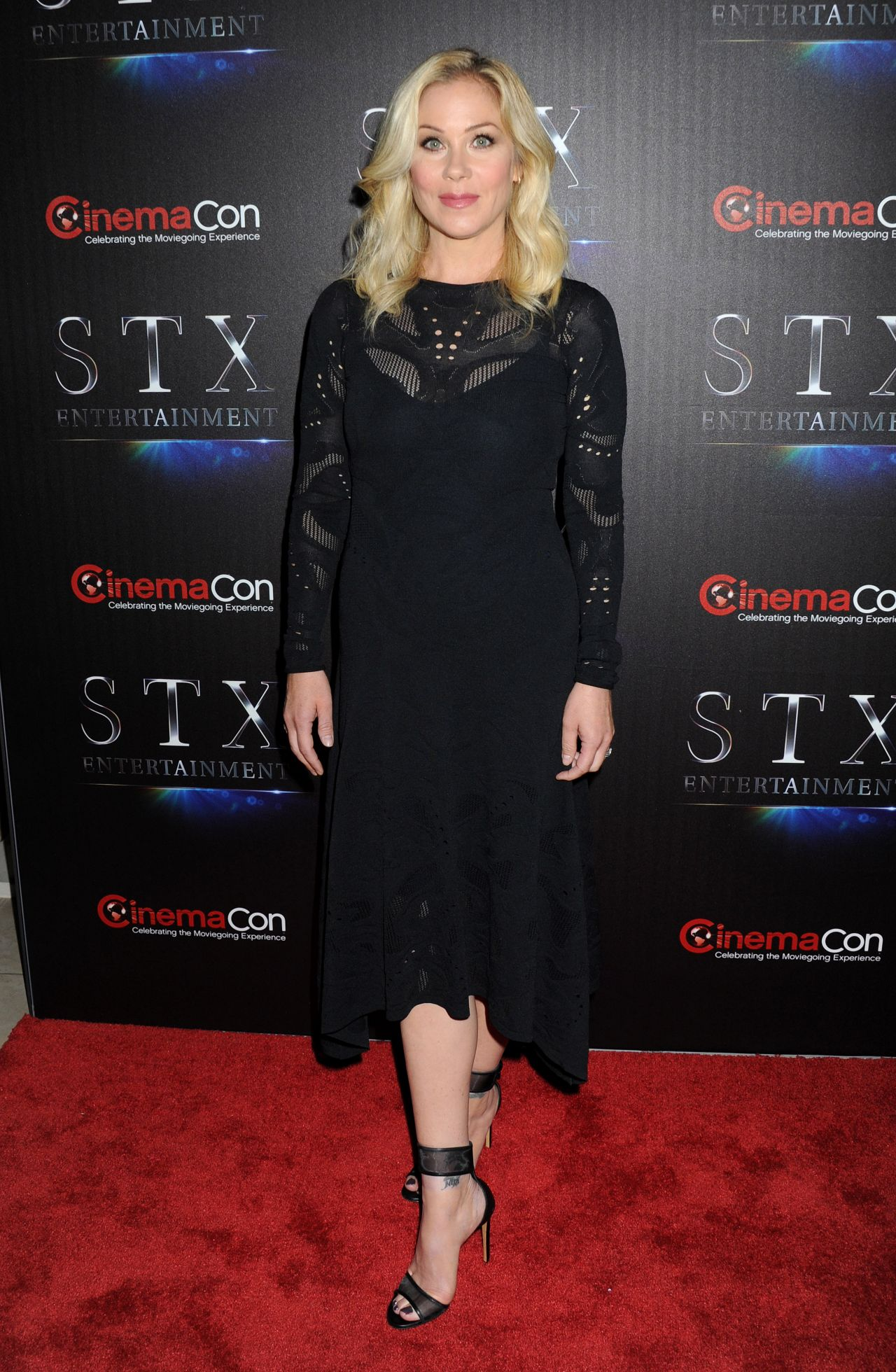 Christina Applegate – 'The State of the Industry – Past ... Christina Applegate