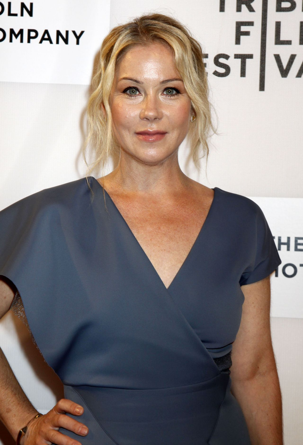 Christina Applegate Youth In Oregon Premiere In New