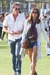 Cindy Crawford – The Coachella Valley Music and Arts Festival 4/15/2016