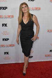 Connie Britton - The People v O.J. Simpson Mini Series Finale Red Carpet