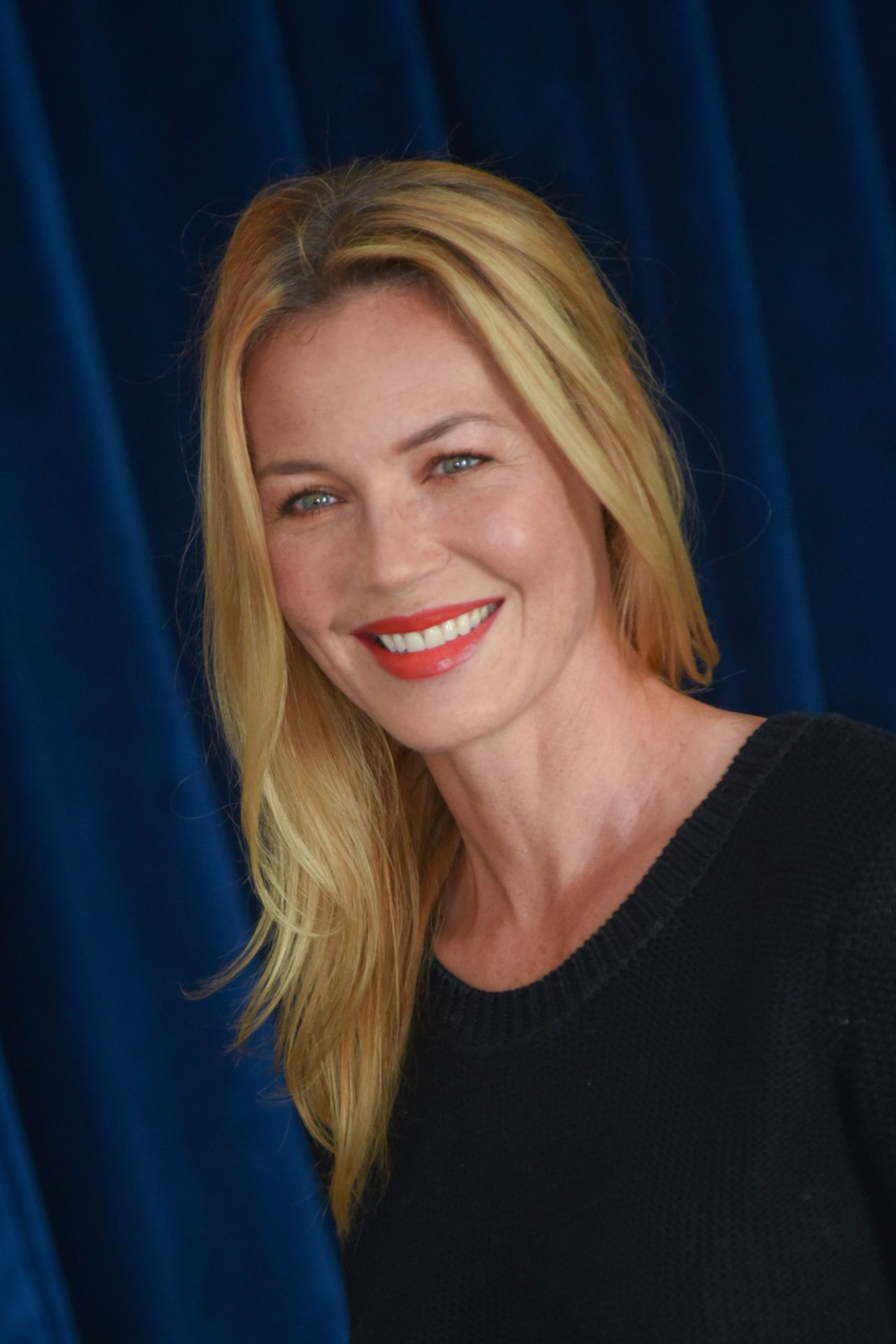 Connie Nielsen - Photocall for 'THE CONFESSIONS' in Rome