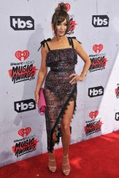 Courtney Sixx – iHeartRadio Music Awards 2016 Red Carpet in Inglewood