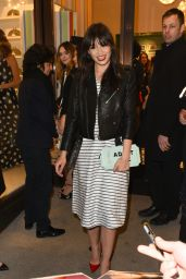 Daisy Lowe - Kate Spade New York Store Opening in London 4/21/2016