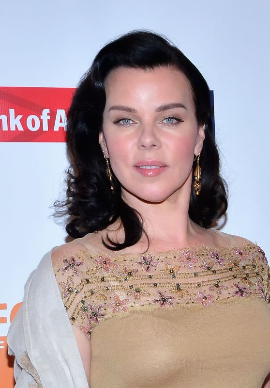 Debi Mazar- Food Bank For New York Can-Do Awards Dinner in New York City 4/20/2016