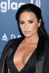 Demi Lovato - 2016 GLAAD Media Awards in Beverly Hills 4/02/2016