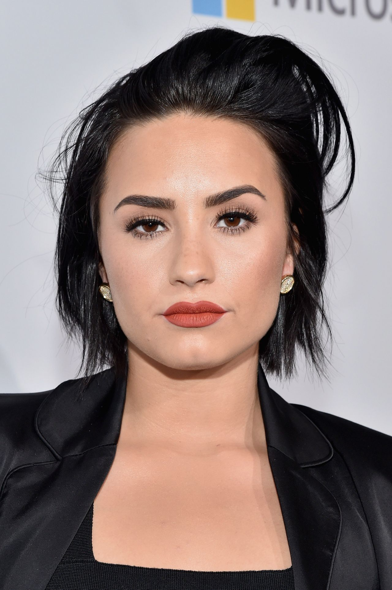 Demi Lovato We Day California 2016 In Inglewood Ca