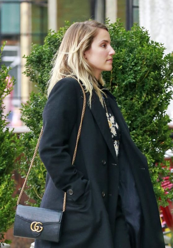 Dianna Agron - Bowery Hotel in New York City, NY 3/31/2016
