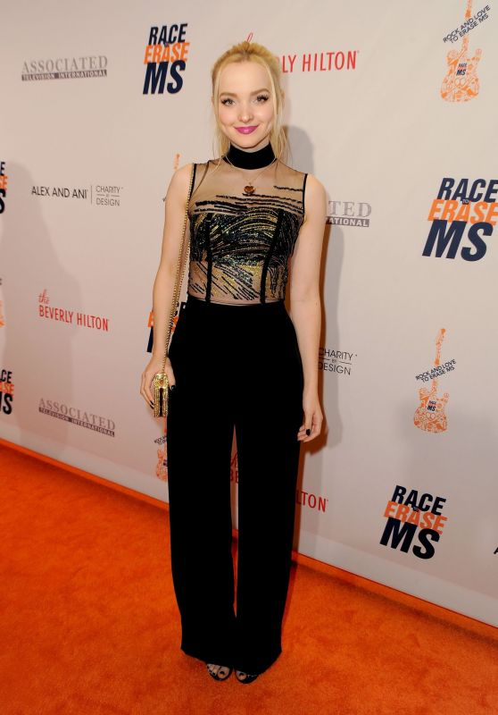 Dove Cameron - 2016 Race To Erase MS Gala in Beverly Hills