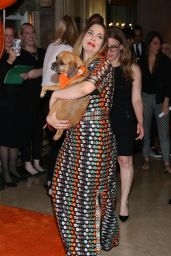 Drew Barrymore - 2016 ASPCA Bergh Ball in New York City