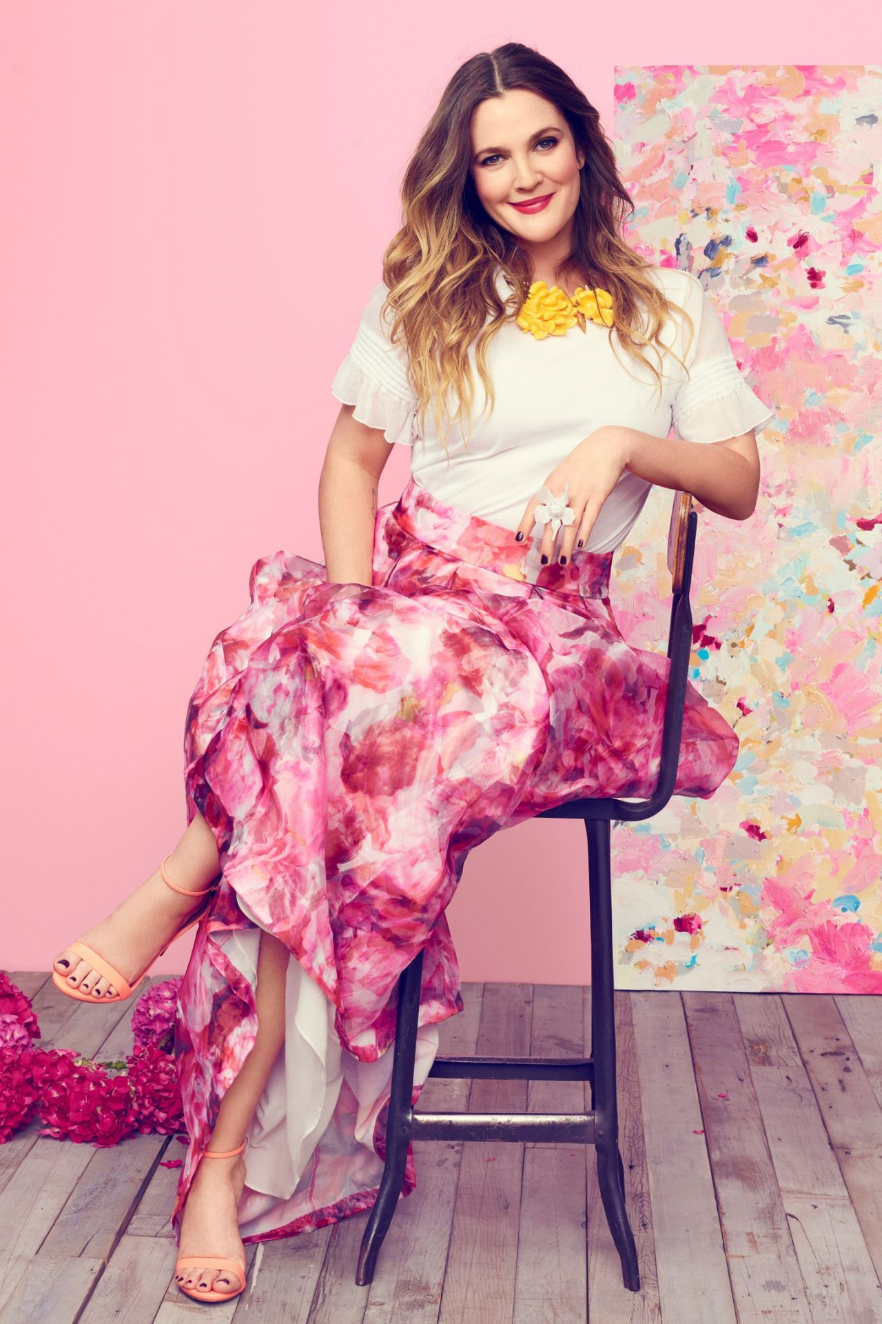 Drew Barrymore – Photoshoot for Good Housekeeping May 2016 Drew Barrymore