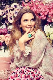 Drew Barrymore - Photoshoot for Good Housekeeping May 2016