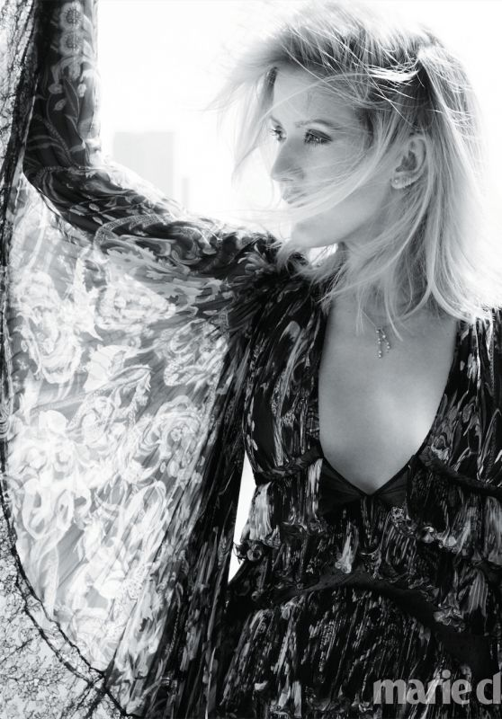 Elie Goulding – Marie Claire Magazine May 2016