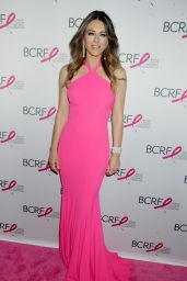 Elizabeth Hurley - 2016 Breast Cancer Research Foundation Hot Pink Party in New York City