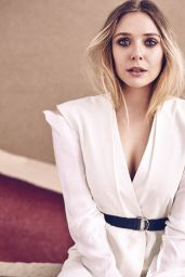 Elizabeth Olsen - Photoshoot fot Sunday Times, April 2016