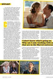 Elizabeth Olsen - Total Film Magazine June 2016 Issue