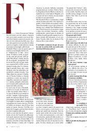 Elizabeth Olsen - Vanity Fair Magazine Italy April 2016 Issue