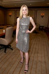 Elle Fanning - Amazon Studios Presentation at CinemaCon in Las Vegas 4/14/2016