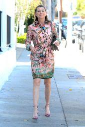 Ellen Pompeo - Glamour