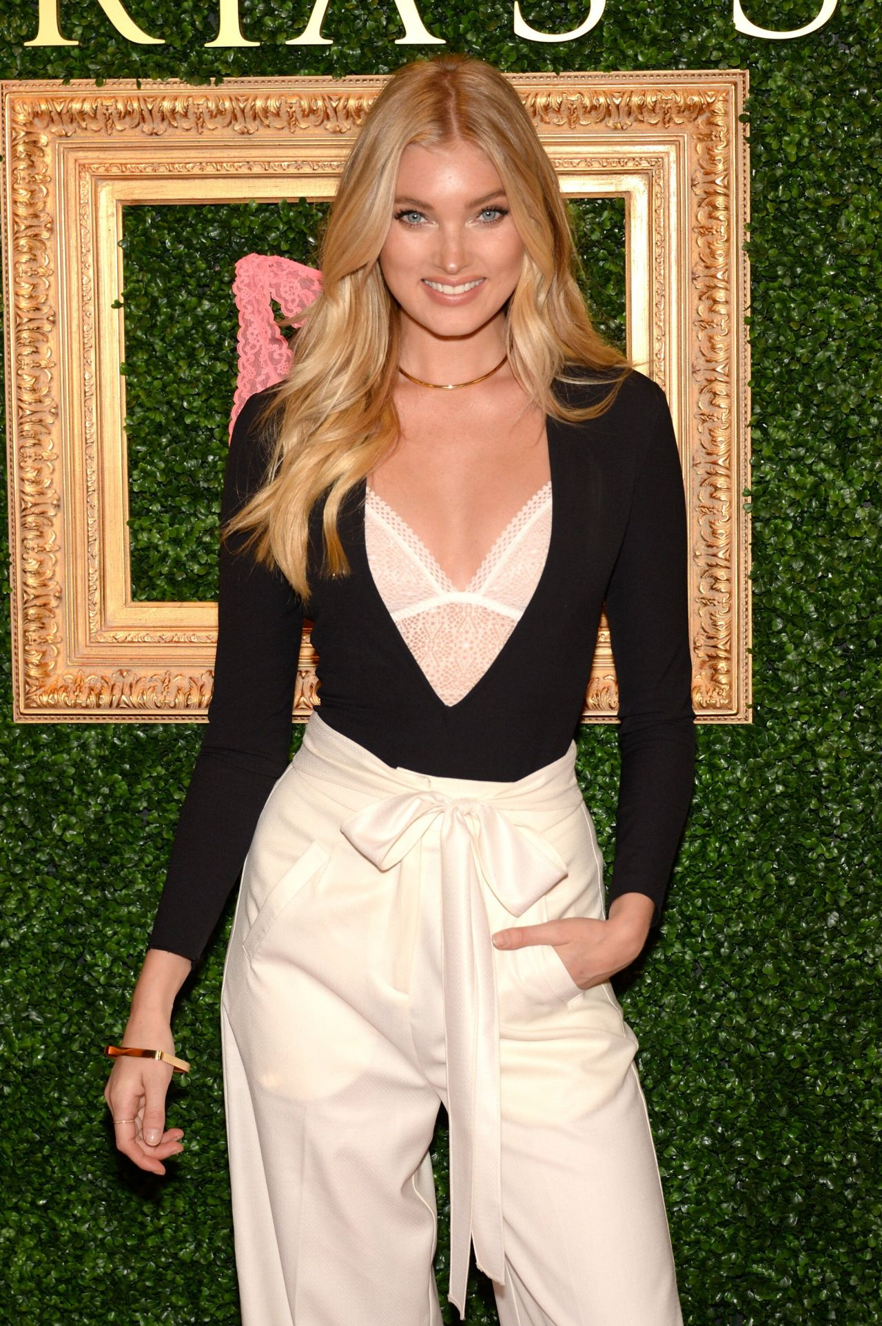 Hosk – Victoria's Secret Bralette Collection Launch in New York ...